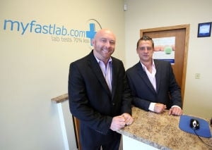 C.P.-based lab company to offer video physician visits
