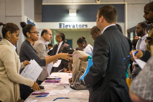 More than 1,500 attend job fair