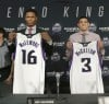 Sacramento Kings' draft picks Ben McLemore, Ray McCallum