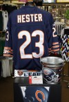 Bears merchandise not exactly flying out the door