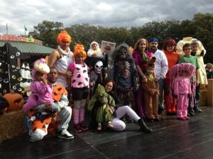 OFFBEAT: Cartoon creativity at 2013 Brookfield Zoo costume contest