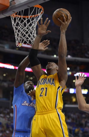 Pacers 16-1 after 105-100 win over Clippers