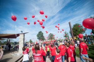 Heart walk raises funds, awareness