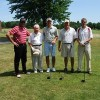 La Porte Hospital Foundation golf tournament gives to students