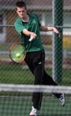 Illiana Christian's Bergsma keeps the beat on the tennis court