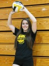 Colleen Rynne sets tone for Marian Catholic volleyball team