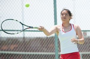 Crown Point falls short at girls tennis semistate