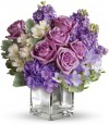 Teleflora's Sweet as Sugar Bouquet