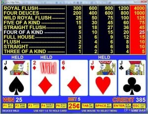 Casino Scene: Video poker site is hands down the best