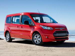 Ford's Transit Connect Wagon is the un-minivan