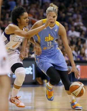Phoenix hopes to close out Sky in WNBA Final