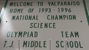 Science Olympiad team heading to nationals