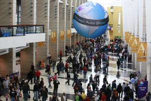 Chicago Auto Show showcases best of booming industry