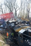 Final report on train accident could take at least nine months