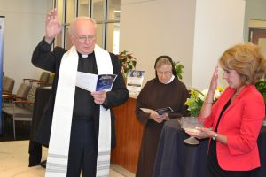 New medical building receives blessing