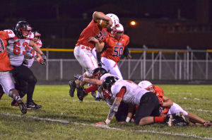 Lake Station runs away with win at Calumet