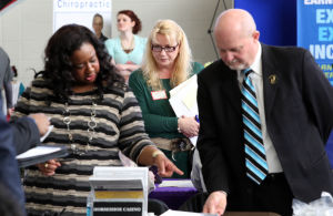 IU Northwest welcomes job seekers to career fair