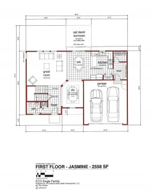 Providence Introduces New and Improved Floor Plans and Models!