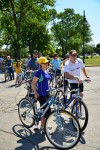 Tour de Highland draws crowd of cyclists