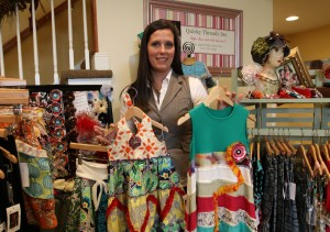 SMALL-BUSINESS SPOTLIGHT: Quirky Threadz Inc., Schererville