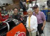 Ken Hirata, National Hot Rod Assoc. Hall of Fame indcutee