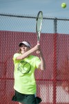 Portage Girls Tennis Sectional