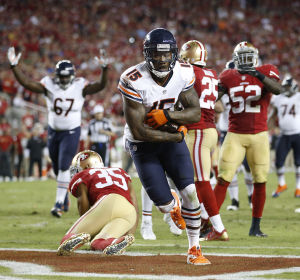 Gallery: Chicago Bears take on San Francisco 49ers