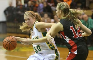 Morgan Twp. girls dominate Senators in PCC tourney win