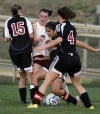 Hanover Central vs. Lowell in girls soccer postseason