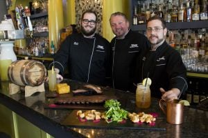 True BBQ and Whiskey Bar is all about the atmosphere
