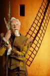 James Harms as Don Quixote in 'Man of La Mancha' at Light Opera Works