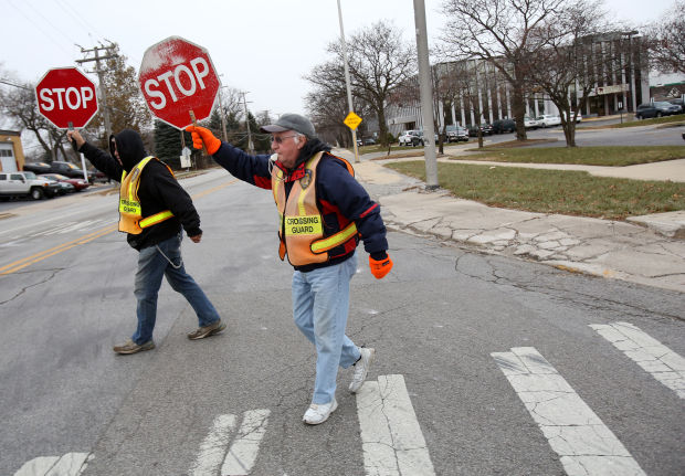 Crossing guards keep Lansing children safe