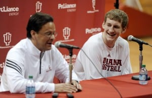 IU's Cody Zeller declares early for NBA draft
