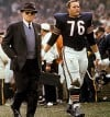George Halas, John Johnson