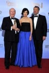 Julian Fellows, Elizabeth McGovern, Hugh Bonneville