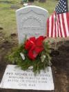 Grave markers preserve Civil War legacy