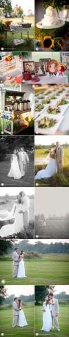 Real Weddings Rachel & Brian, Part II