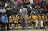 Lew Wallace coach Renaldo Thomas