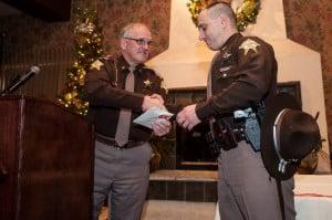 Task force recognizes officers' effots in DUI enforcement