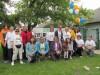 Hartsfield Village walkers raise $8,700 for Alzheimer's group