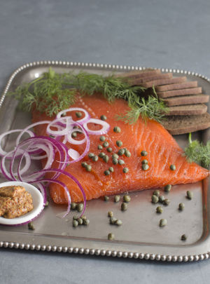 DIY helps make cured salmon an everyday pleasure