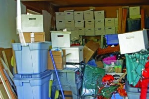 Greet the season with a broom: Get a fresh start this weekend with National Clean out Your Garage Day