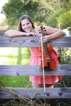 Young violinist well on her way to career with major orchestra