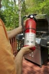 Safety tips for holiday grilling, backyard parties