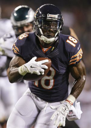 AL HAMNIK: Bears need to solidify their return game and quickly
