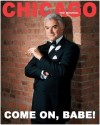 """Chicago"" musical poster with John O'Hurley"