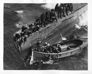 The 70th Anniversary of the Capture of the U-505: A Story and An Experience