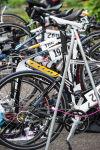 Bikes rest