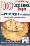 1955 Pillsbury Grand National Recipe Bake Off Contest Booklet