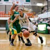 Whiting's Brianna Blackwell drives